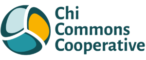 the ChiCommons Cooperative logo
